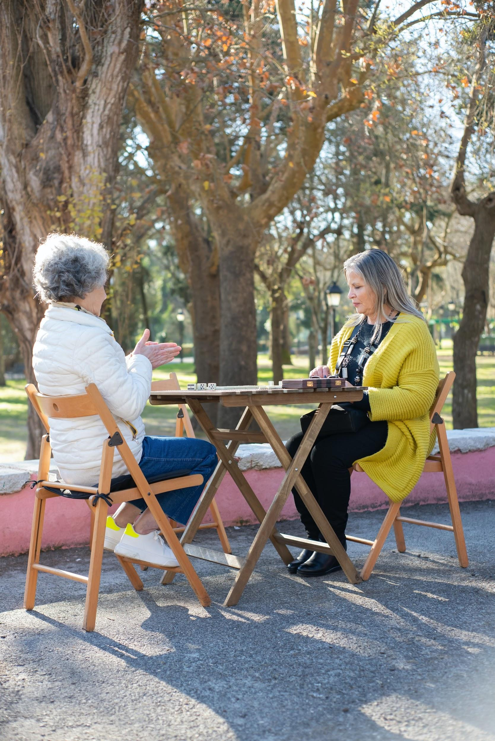 activities to help seniors find community and avoid social isolation
