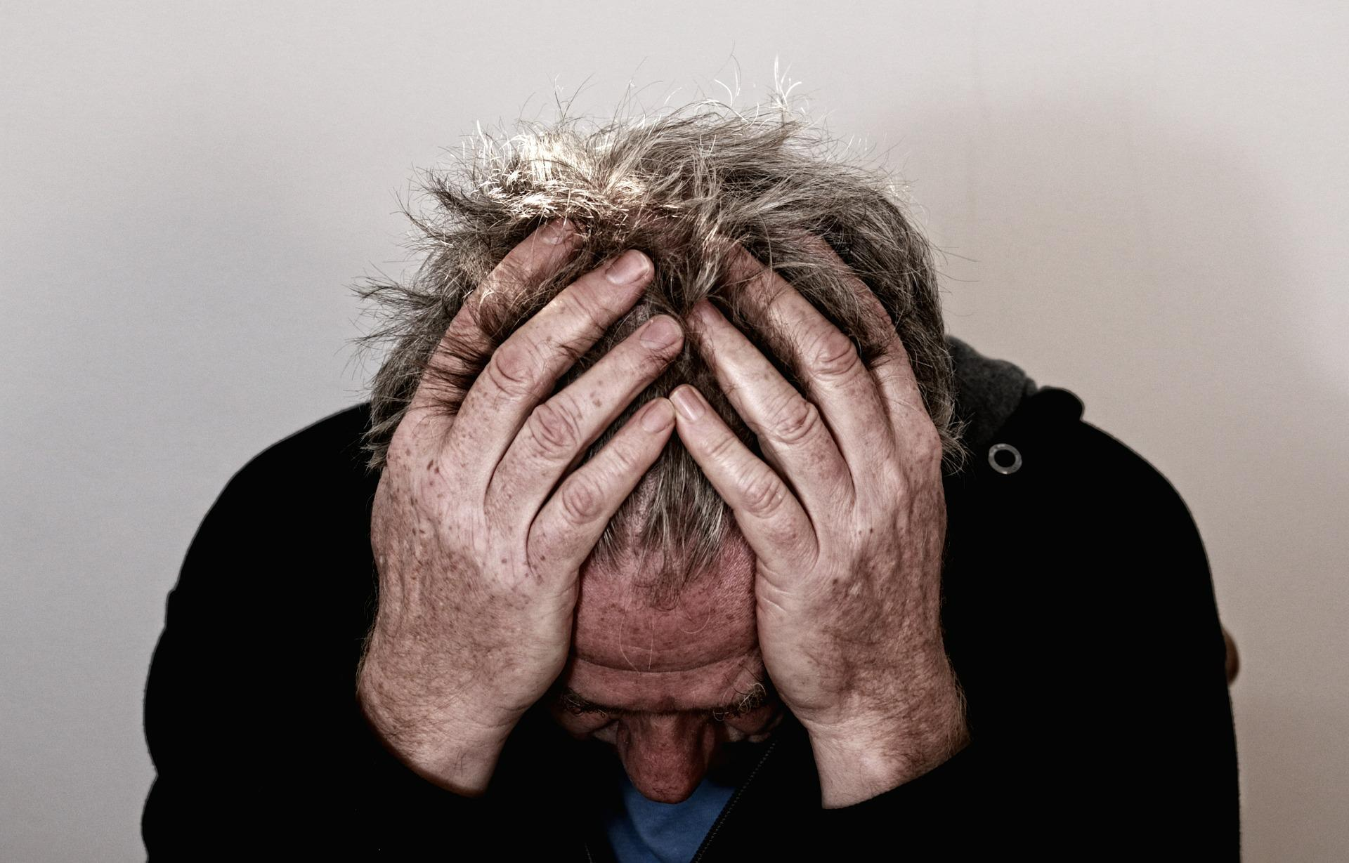 mental health decline in seniors