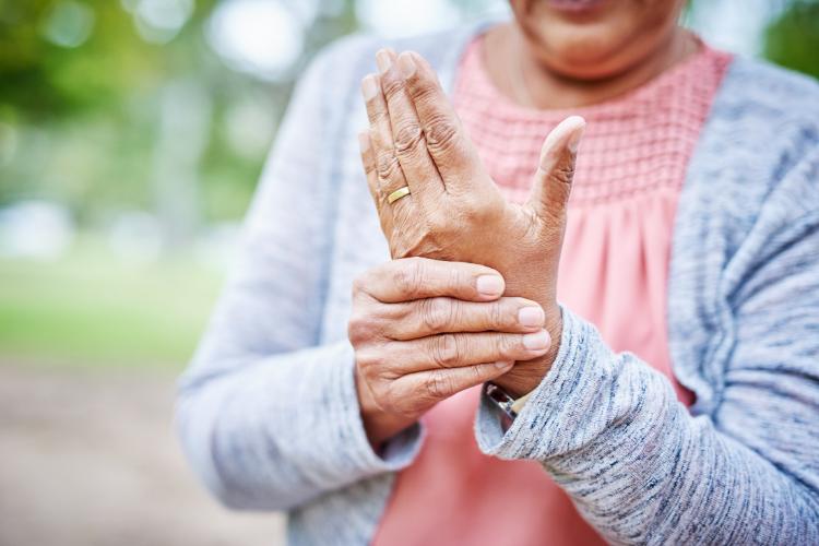 senior arthritis
