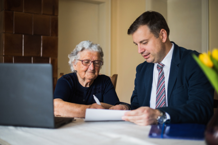 legal actions for seniors