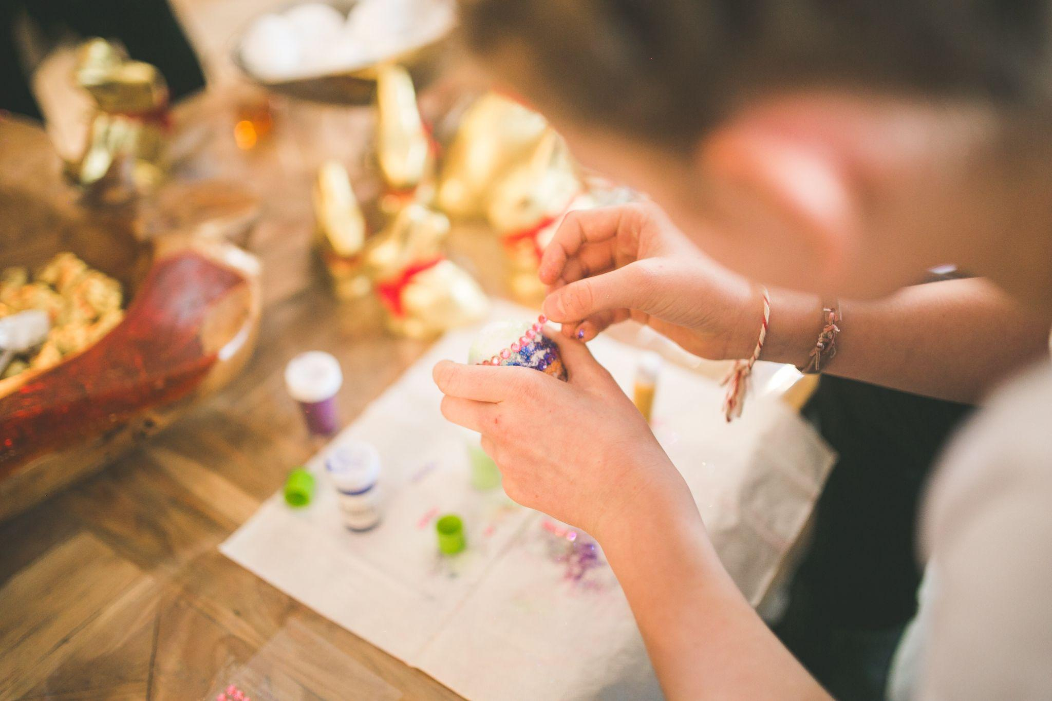 Fun Fall Crafts to Do with Senior Family Members